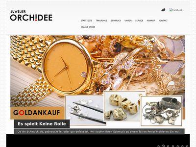 Juwelier Orchidee