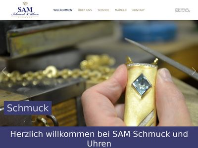 Juwelier S.A.M. Schmuck u. Uhren Juwelier