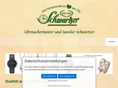 Juwelier Schwartzer Schönebeck