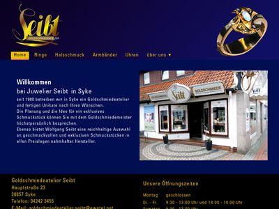 Goldschmiedeatelier Seibt GmbH