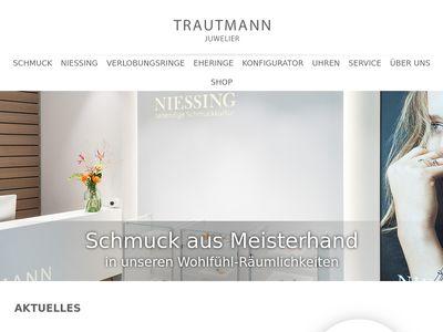Juwelier Trautmann, Inhaber Peter Trautmann