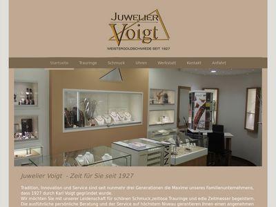 Ines Schulze-Voigt Juwelier Voigt