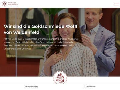Goldschmiede Weidenfeld