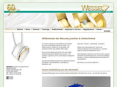 Wessely Uhren- und Goldwaren