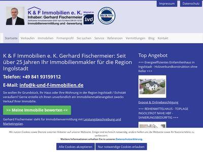 K & F Immobilien e. K. - Gerhard Fischermeier