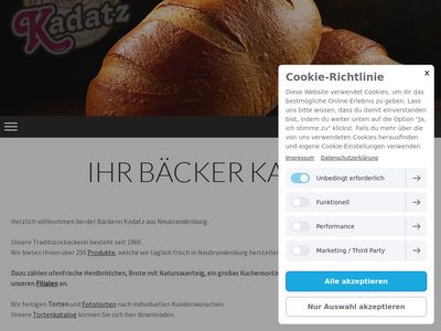 Kadatz Bäckerei