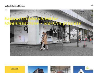 KADA WITTFELD ARCHITEKTUR GmbH