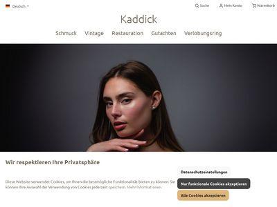 Goldschmiede Kaddick GmbH