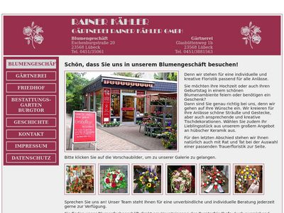 Gärtnerei Rainer Kähler GmbH