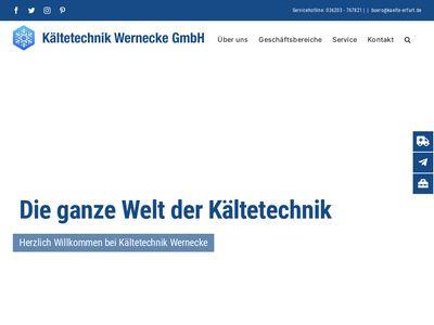 Kältetechnik Wernecke GmbH