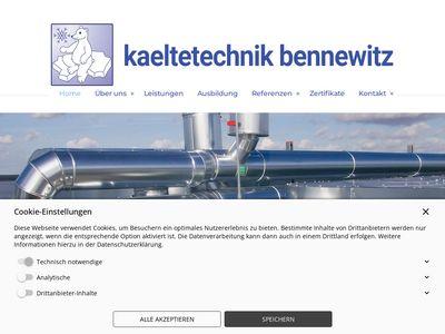 Kaeltetechnik bennewitz
