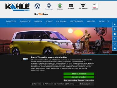Autohaus KAHLE Walsrode KG