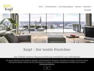 Kaipf Wolfgang GmbH