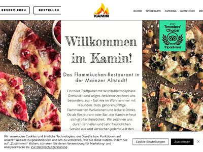 Kamin - Flammkuchen Restaurant & Bar