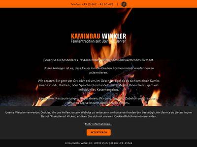 Ofen- und Kaminbau Winkler