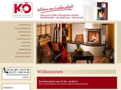 Kamine & Öfen Schultchen GmbH