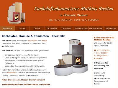 Kositza Mathias - Kachelofenbaumeister