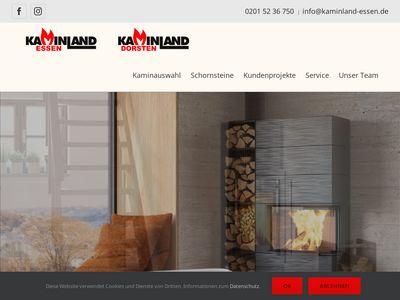Kaminland Essen-GmbH