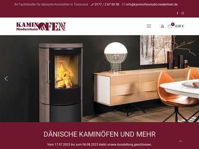 Kaminofenstudio Niederrhein