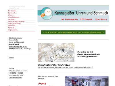 Uhren - Schmuck Gerlach, Gerlach & Sohn