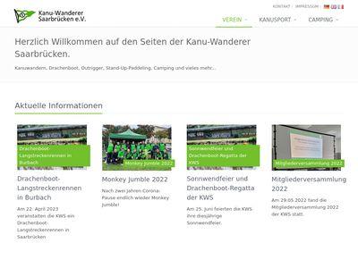 Kanu-Wanderer Saarbrücken e.V.