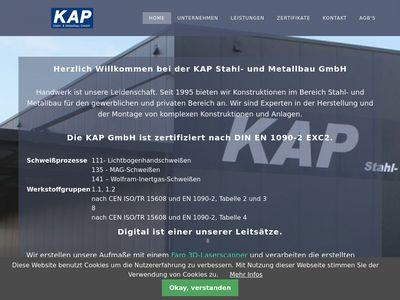 KAP Stahl und Metallbau GmbH