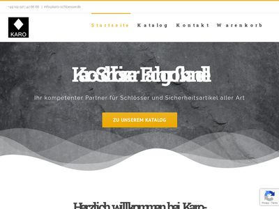 Karo-Schlösser Grosshandels- GmbH