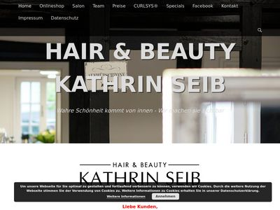 Hair + Beauty Kathrin Seib