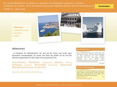 Katrin - Reisebüro für Weltenbummler