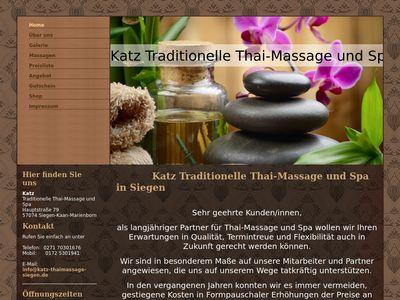 Katz Thai Massage Siegen