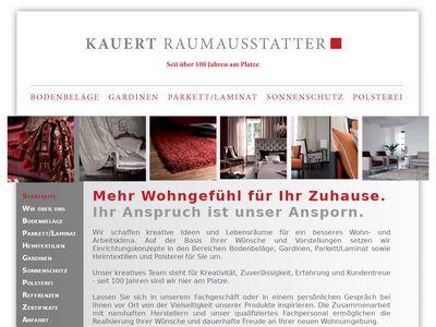 Raumausstatter Kauert GmbH & Co. KG