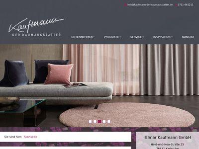 Elmar Kaufmann Raumausstattung GmbH