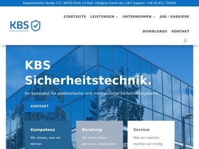 KBS Sicherheitstechnik GmbH