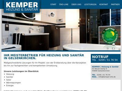 Kemper Sanitär & Heizung