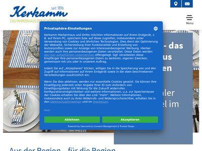 Kerkamm Markenhaus Jaenisch-Dammann