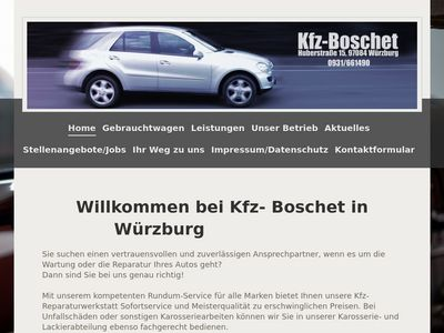 Kfz-Boschet