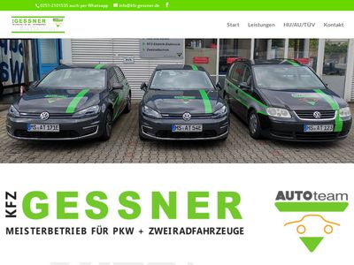 KFZ Gessner