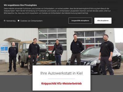 Ole Knippschild Kfz-Werkstatt