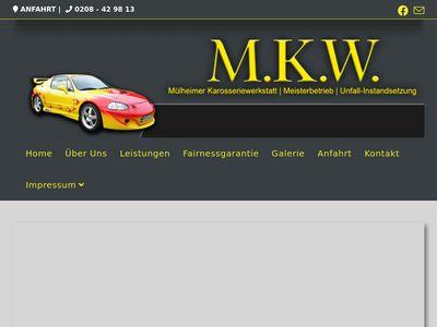 MKW Karosserie Werkstatt GmbH