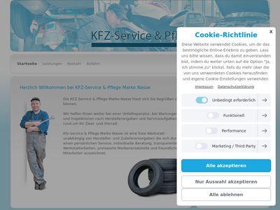 KFZ-Service & Pflege Marko Nasse