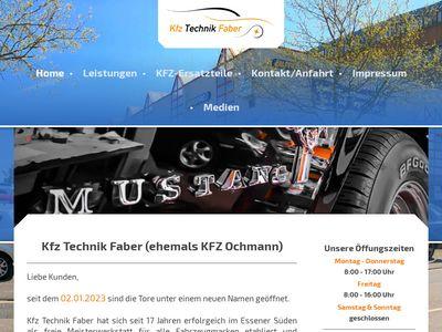 KFZ-Meisterbetrieb Ochmann