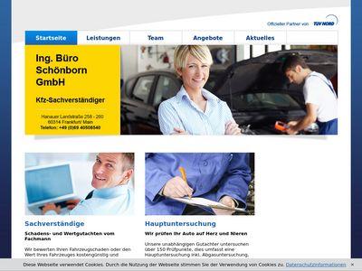 Ingenieurbüro Schönborn GmbH