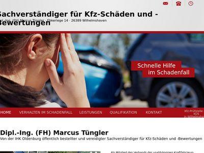 Marcus Tüngler Kfz-Sachverständiger