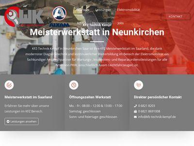KFZ Technik Kempf