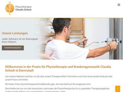 Physiotherapie Claudia Schork
