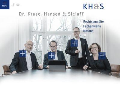 Hark Hansen Rechtsanwalt