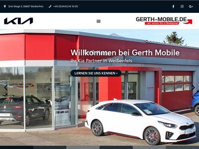 Gerth-Mobile e.Kfm