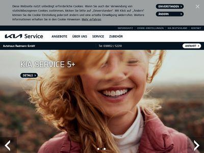 Autohaus Redmann GmbH KIA Servicepart