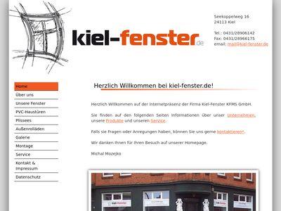 Kiel-Fenster