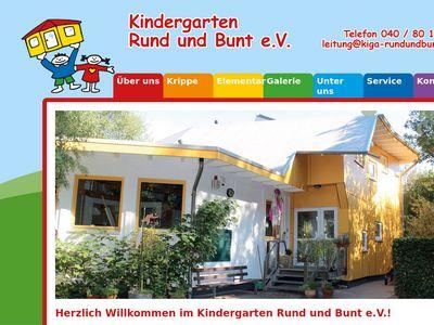 Kindergarten Rund und Bunt ev.